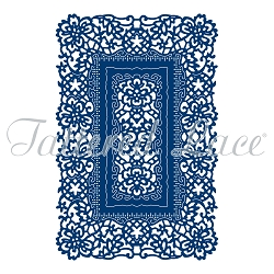 Tattered Lace - Dies - Ornamental Antique Lace Rectangle
