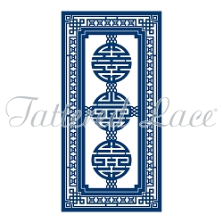 Tattered Lace - Dies - Japanese Shaped Card