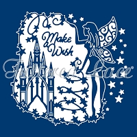 Tattered Lace - Dies - Fairy Castle Tapestry