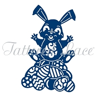 Tattered Lace - Dies - Easter Bunny