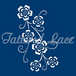Tattered Lace - Dies - Delicate Detail Florals