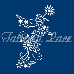 Tattered Lace - Dies - Delicate Detail Flourish