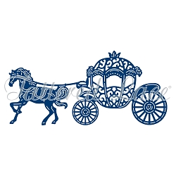 Tattered Lace - Dies - Cherished Carriage