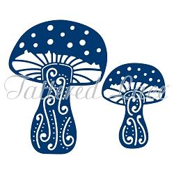 Tattered Lace - Dies - Toadstools