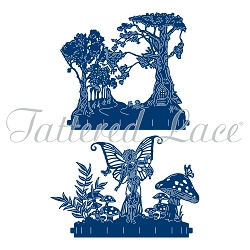 Tattered Lace - Dies - Flectere Faerydae Story