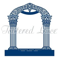 Tattered Lace - Dies - Flectere Pillars