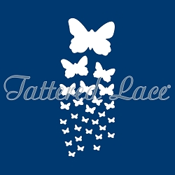 Tattered Lace - Dies - Cascading Butterflies