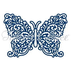Tattered Lace - Dies - Flutterby Butterfly