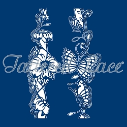 Tattered Lace - Dies - Love is in the Air Butterfly and Floral
