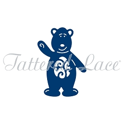 Tattered Lace - Dies - Little Monsters Bear