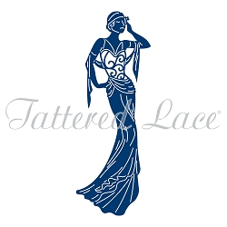 Tattered Lace - Dies - Art Deco Molly
