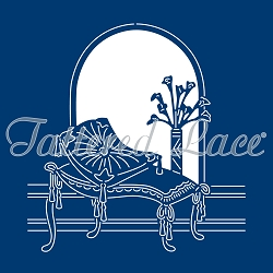 Tattered Lace - Dies - Art Deco Seat