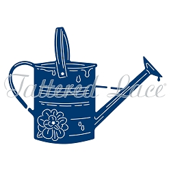 Tattered Lace - Dies - Sweet Serenity Watering Can