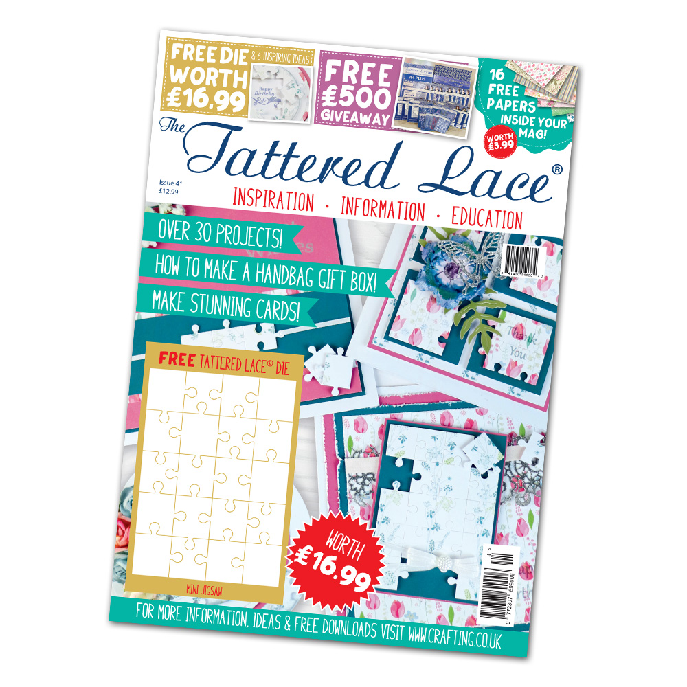 Tattered Lace - Magazines 41