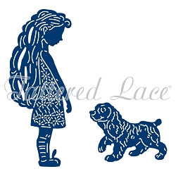 Tattered Lace - Dies - Paying a Visit
