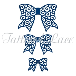 Tattered Lace - Dies - Bows