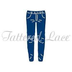 Tattered Lace - Dies - George's Jeans