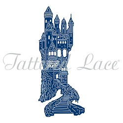 Tattered Lace - Dies - Snow Castle