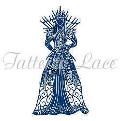 Tattered Lace - Dies - Queen Of Snowflakes