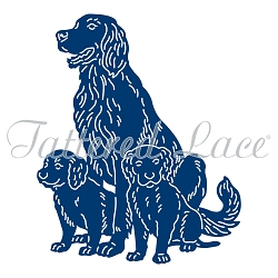 Tattered Lace - Dies - Proud Parent