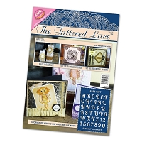 Tattered Lace - Tutorial Magazine & Die Kit - Issue 03