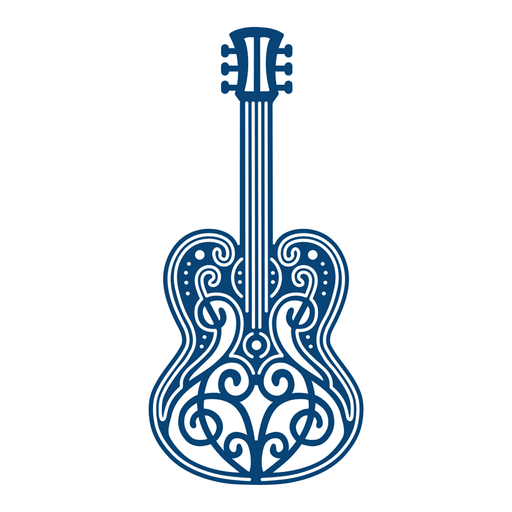 . Tattered Lace   Dies   Guitar