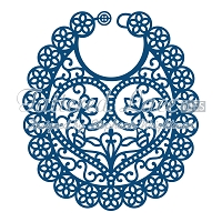 Tattered Lace - Dies - Bib