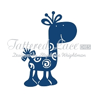 Tattered Lace - Dies - Giraffe