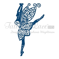 Tattered Lace - Dies - Graceful Fairy