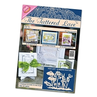 Tattered Lace Magazine #7 + 3 new dies