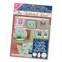 Tattered Lace - Magazine #10 + new dies