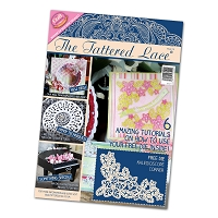 Tattered Lace - Magazine #14 + new dies