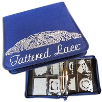 Tattered Lace - Die Storage solution + Magazine #16