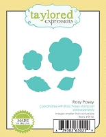 Taylored Expressions - Cutting Die - Rosy Posey