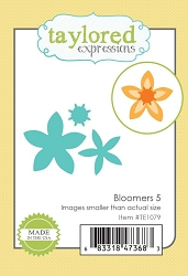 Taylored Expressions - Cutting Die - Bloomers 5