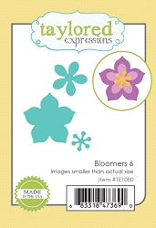 Taylored Expressions - Cutting Die - Bloomers 6