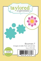 Taylored Expressions - Cutting Die - Bloomers 7