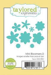Taylored Expressions - Cutting Die - Mini Bloomers 2