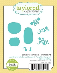 Taylored Expressions - Cutting Die - Simply Stamped Pumpkins