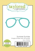 Taylored Expressions - Cutting Die - Summer Sunnies