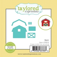Taylored Expressions - Cutting Die - Little Bits Barn