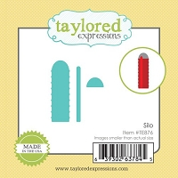 Taylored Expressions - Cutting Die - Little Bits Silo
