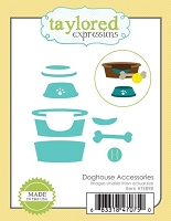 Taylored Expressions - Cutting Die - Doghouse Accessories
