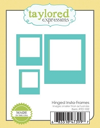 Taylored Expressions - Cutting Die - Hinged Insta-Frames