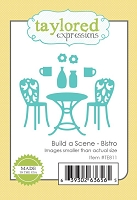 Taylored Expressions - Cutting Die - Build A Scene Bistro