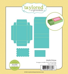 Taylored Expressions - Cutting Die - Matchbox