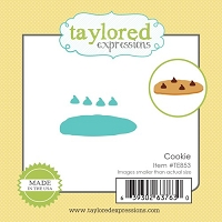 Taylored Expressions - Cutting Die - Little Bits Cookie