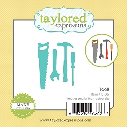 Taylored Expressions - Cutting Die - Little Bits Tools