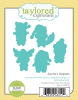 Taylored Expressions - Cutting Die - Santa's Helpers