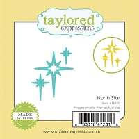 Taylored Expressions - Cutting Die - Little Bits Northern Star
